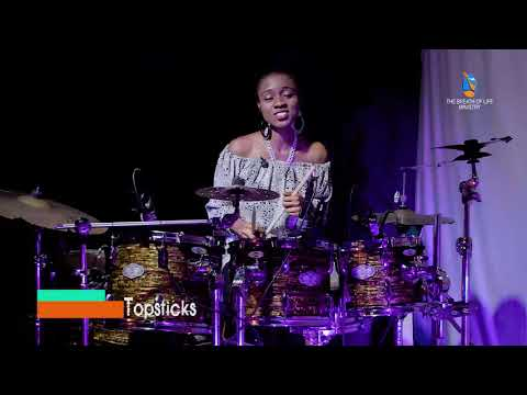Mike Abdul Morire . Drum Cover By Topsticks Female Drummer