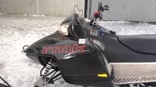 7. 2009 Polaris RMK 600