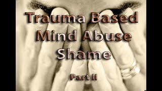 As I keep on understanding the effect of being raised by satanic narcissistic parents, I now realize the effects of trauma...