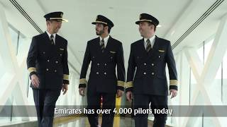 A tribute to our pilots | Emirates Airline