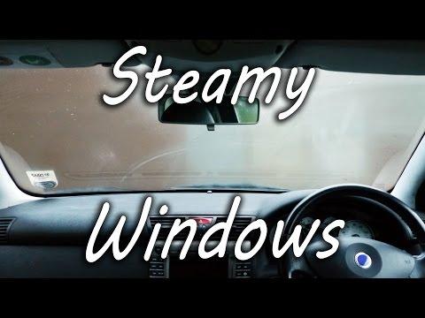 ecco un trucco contro l'appannaggio dei vetri dell'automobile!