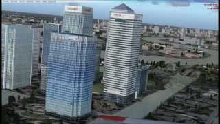 EGLC London City UK2000 Scenery