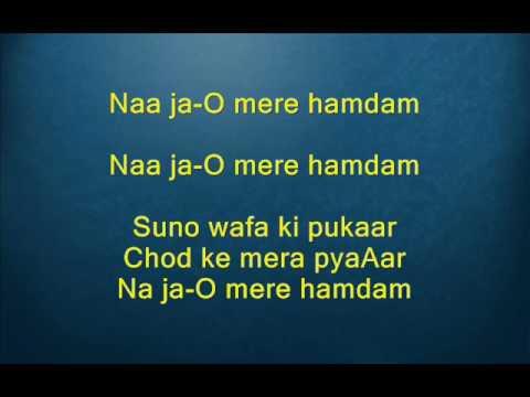 Video Naa ja O mere hamdam - Pyar Ka Mausam - Full Karaoke download in MP3, 3GP, MP4, WEBM, AVI, FLV January 2017