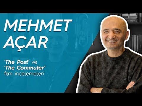 Mehmet Açar ile 'The Post' ve 'The Commuter' film incelemeleri