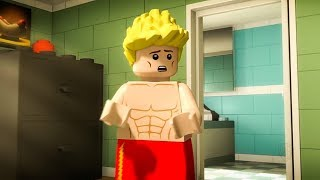 Nonton Lego Dc Superheroes    Flash In The Morning    Trailer  2018  Hd Film Subtitle Indonesia Streaming Movie Download
