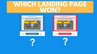 Which Landing Page Won? My $50,000 A/B Testing Results!