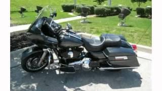 8. 2009 Harley-Davidson Street Glide Base Review