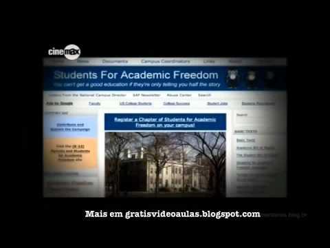 Documentário - Histórias da liberdade de expressão Parte 1