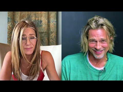 Brad Pitt and Jennifer Aniston Still Have Chemistry