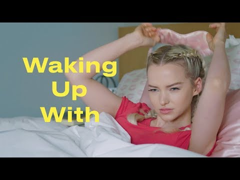This Is Dove Cameron's Morning Routine   Waking Up With...   ELLE