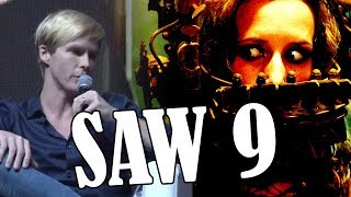 Escape Room Director Would Direct SAW 9/Jigsaw 2!!!