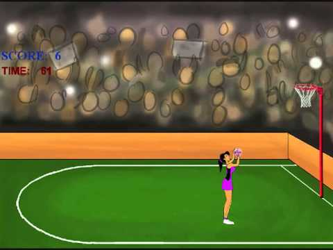Video of Netball Shots