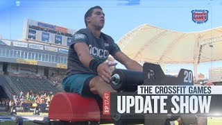 In this segment of the Update Show, host Sean Woodland and Games analyst Tommy Marquez make their picks for the top contenders who can make a run for the podium this year in the Teenage Boys 14-15 and 16-17 Divisions. They also identify a few up-and-comers are from the growing international community.The CrossFit Games -- (http://games.crossfit.com)The CrossFit Games® - The Sport of Fitness™The Fittest On Earth™