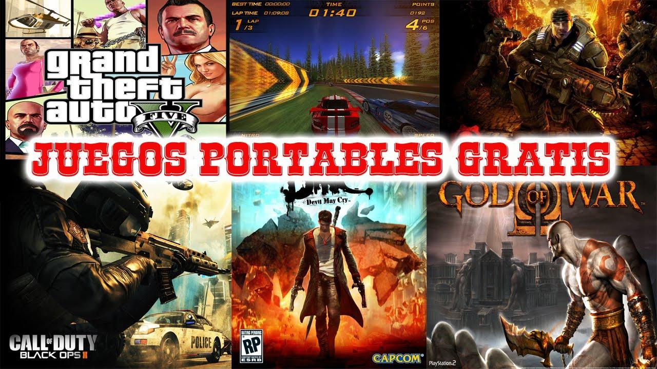 Descargar juegos para pc portables en español | 1 link | de pocos requisitos