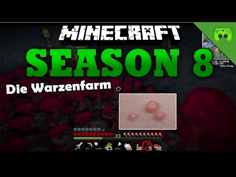 DIE WARZENFARM «» Minecraft Season 8 # 86 | HD