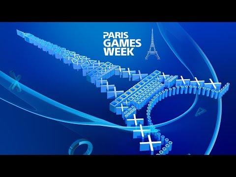 Смотрим конференцию PlayStation на Paris Game Week