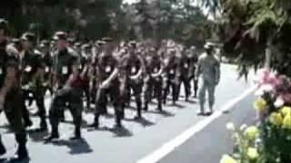Forca E Sigurise E Kosoves Military 2009
