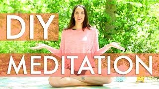 Meditation Video: Tutorial for Manifesting - How to Meditate for Beginners