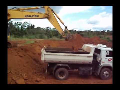 Curso de escavdeira em Tailândia -AGROPALMA