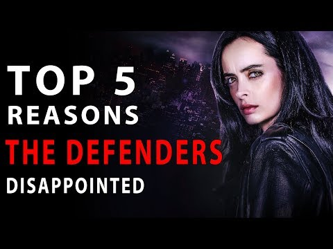 5 Reasons The Defenders Was A HUGE Disappointment