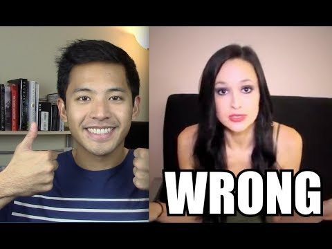 RE: Atheist vs Christian - Why Jaclyn Glenn is Wrong