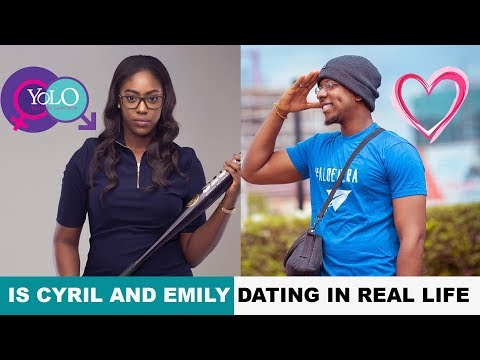 YOLO CYRIL AND EMILY DATING IN REAL LIFE (VIDEO PROOF) Yolo Season 6 cast