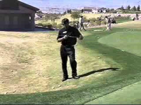 Golf Lessons: Uphill pitch – Chris Eastman Revere Golf Club Las Vegas