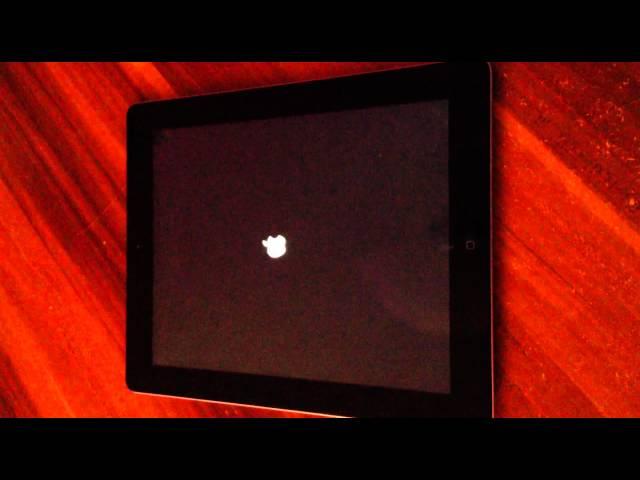 Untethered Jailbreak 5.1 / iPad3,3 / The New iPad untethered jailbroken on day of release
