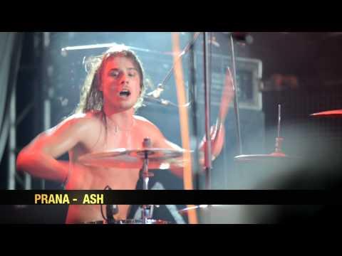 PRANA - OH' LOVE, ASH ( LIVE. Volta Club | Москва 06.04.2014 ) (видео)