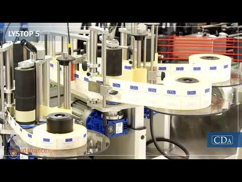 Lystop S - étiqueteuse automatique