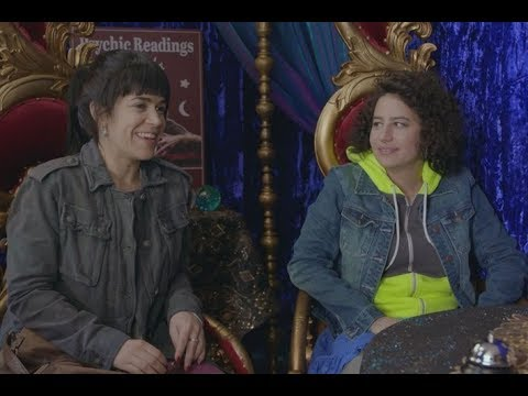 Broad City Season Premiere Recap When Abbi Met Ilana | NCB