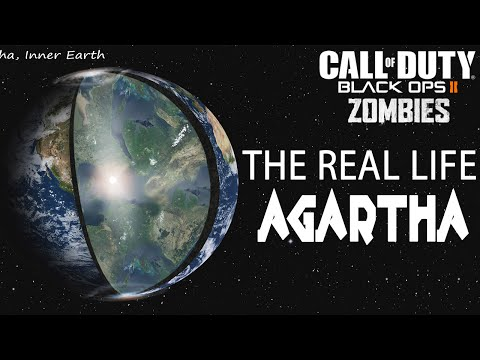 The Real Life Agartha | The History of Argatha in the Zombie Storyline