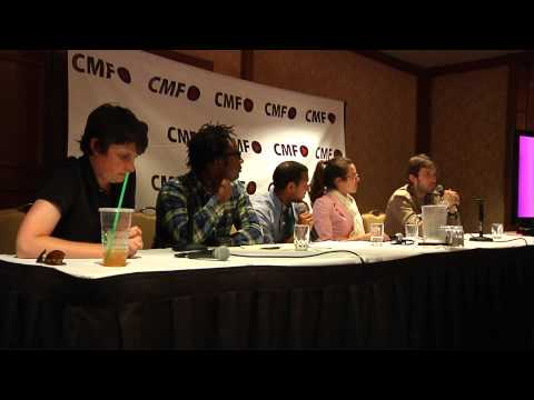 Funny or Die Panel (CMF Hollywood 2012)