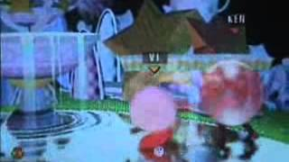 Isai (Kirby) vs Ken (Sheik) – MELEE