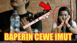 Download Video MELELEH !! CEWE IMUT INI BAPER  SAMPAI TERSIPU MALU... MP3 3GP MP4
