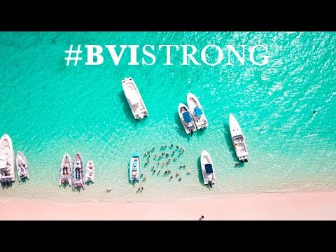 The BVI are OPEN for BUSINESS!