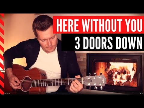 Video ★ Here Without You ★ 3 Doors Down ★ Gitarre Lernen Picking download in MP3, 3GP, MP4, WEBM, AVI, FLV January 2017