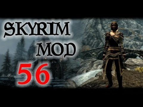Skyrim: Обзор модов #56 - Immersive Interiors, Ultimate Assortment,Hill House,