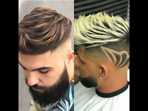 6 TOP SHORT HAIRCUTS FOR MEN'S FOR 2019 !