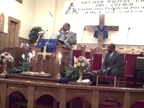 Revival at Greater Walters 2010