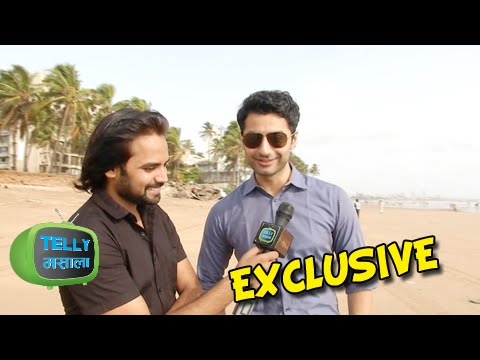 Harshad Arora aka Zain's Beintehaa Beach Fun