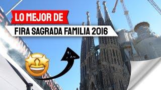 Fira de Primavera Sagrada Familia 2016