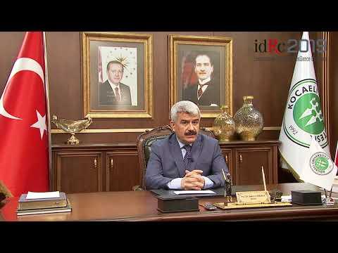 Prof. Dr. Sadettin HÜLAGÜ (Kocaeli Üni. Rektörü) idRc_2019 Daveti