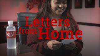 Letters From Home: Tori