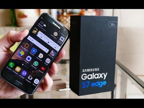 Samsung Galaxy S7 Edge - Обзор (видео)