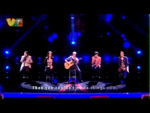 [VWFC SubTeam's] Westlife – More Than Words (Team Kian's performance on The Voice of Ireland)