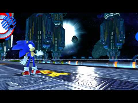 Sonic Generations - Part 5 [RAW}