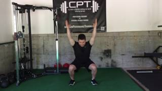 Overhead Squat Assessment