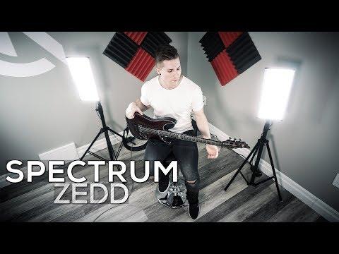 Spectrum - Zedd (feat. Matthew Koma) - Cole Rolland (Guitar Remix)