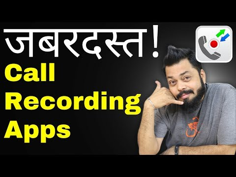 TOP 3 BEST CALL RECORDING APPS FOR ANDROID 2018